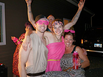 Matt Ziegler - Toga Party - 10-330