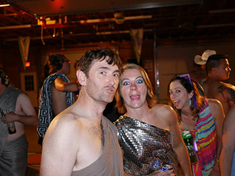 Matt Ziegler - Toga Party - 13-330