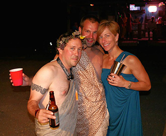 Matt Ziegler - Toga Party - 20-330