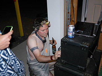 Matt Ziegler - Toga Party - 23-330