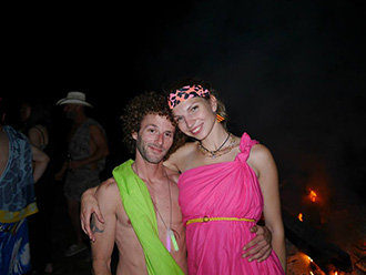 Matt Ziegler - Toga Party - 39-330