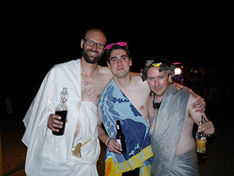 Matt Ziegler - Toga Party - 51-330